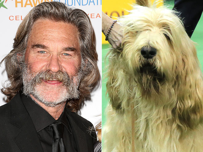 KURT RUSSELL & OTTERHOUND