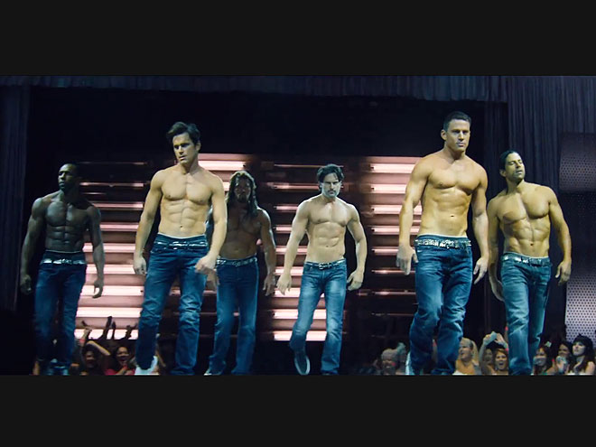 WHEN EVERYONE WAS SHIRTLESS AND NOTHING ELSE MATTERED