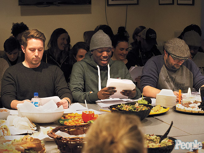 Day 2: Table Read