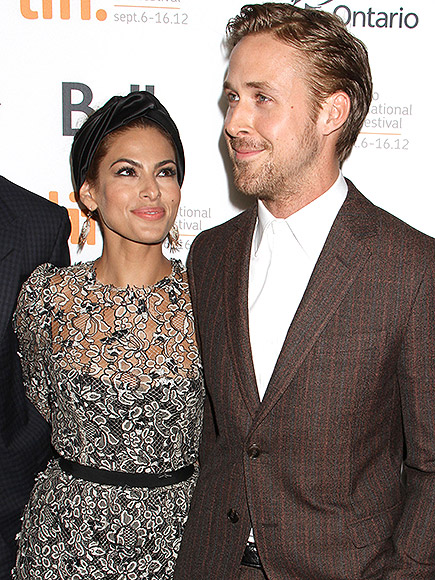 RYAN GOSLING ON EVA MENDES