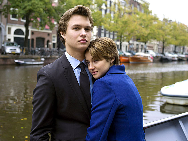 ACTIVITY 1: RE-WATCH THE FAULT IN OUR STARS