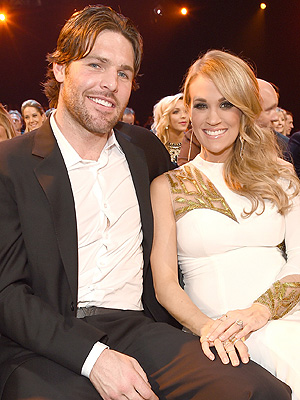 Mike Fisher Carrie Underwood Welcome Son Isaiah Michael