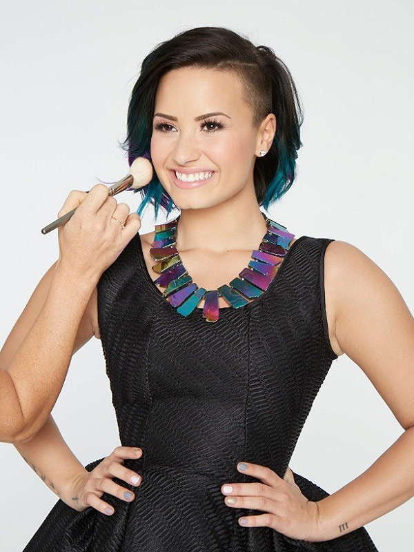 Demi Lovato partnered with Tampax for campaign