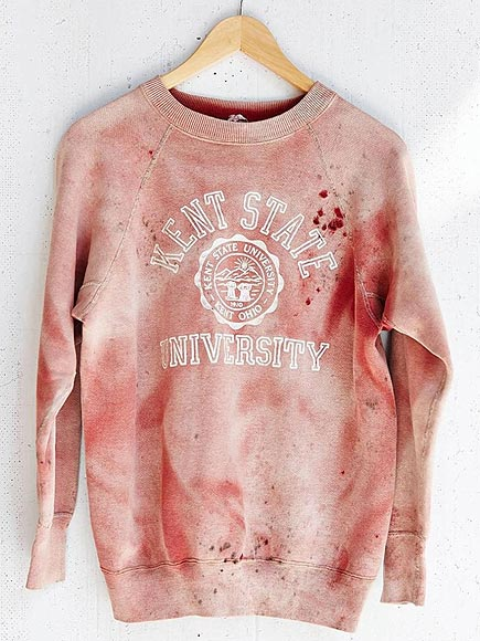 URBAN OUTFITTERS'S KENT STATE TOP