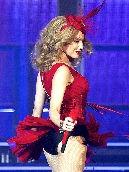 KYLIE MINOGUE'S BOOTY