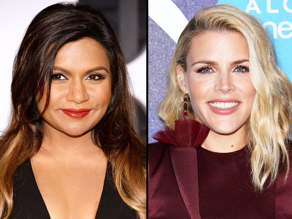 Mindy Kaling And Busy Philipps Crush Hard On Marlon Wayans Via Twitter People Com