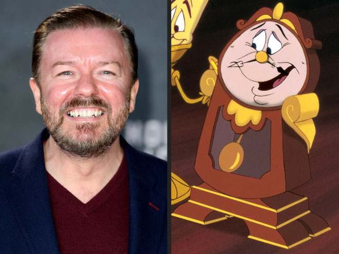 RICKY GERVAIS AS COGSWORTH