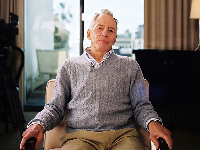 THE JINX AIRS ON HBO   AND DURST CONFESSES?