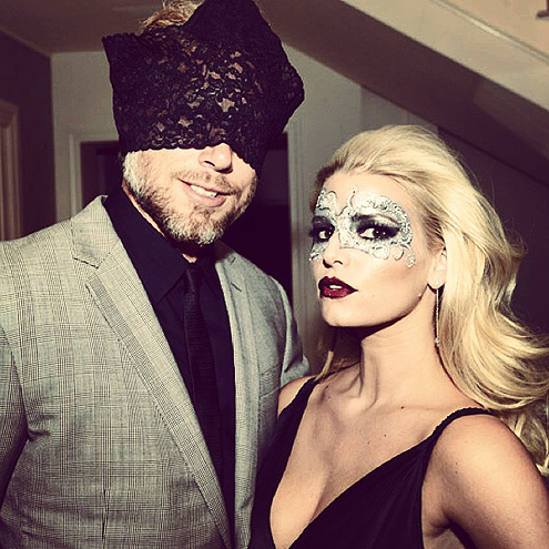 WHEN HE WORE HER LINGERIE AS A MASK