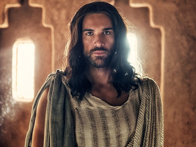 A D The Bible Continues Juan Pablo Di Pace On Playing Jesus Christ People Com