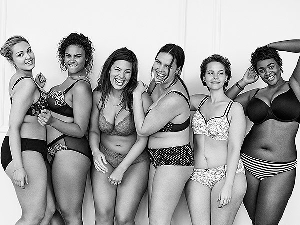 Lane Bryant 'We're No Angels' Campaign