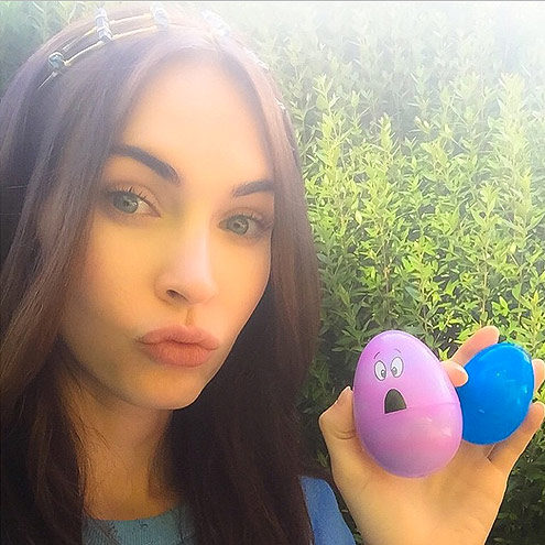 MEGAN FOX: WITH A MESSAGE