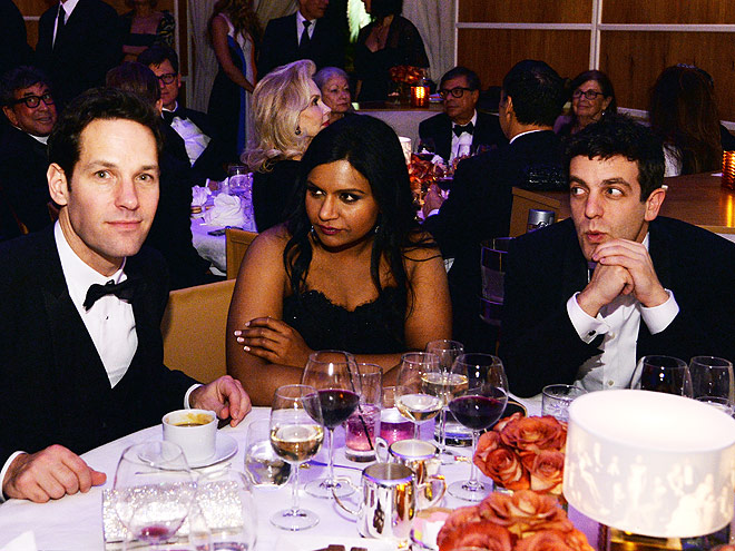 WHEN THEY WENT TO AN OSCAR PARTY TOGETHER