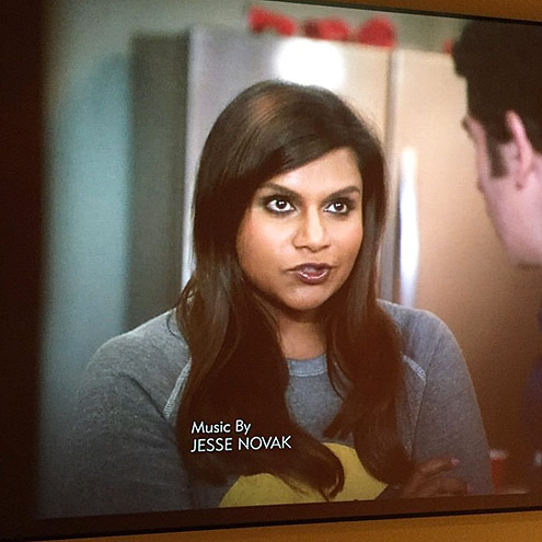 WHEN B.J. WATCHED THE MINDY PROJECT