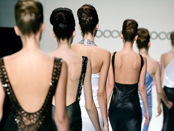 Thin models in france