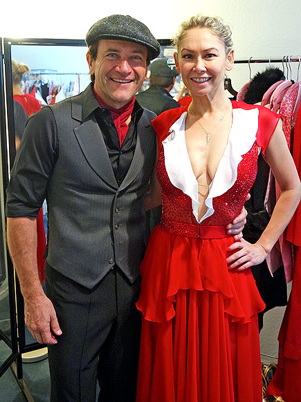 Robert Herjavec & Kym Johnson