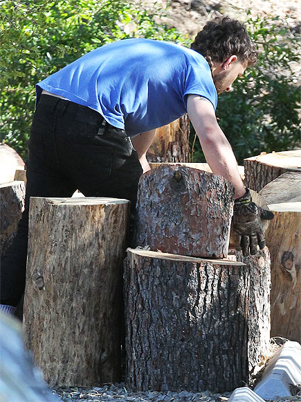 STEP 5: ALL THIS LOG-LIFTING IS HARD – DON'T FORGET TO ENJOY YOUR SURROUNDINGS