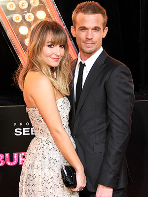 Cam Gigandet Dominique Geisendorff pregnant expecting third child