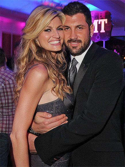 Are erin andrews and maksim dating dating while legally separated