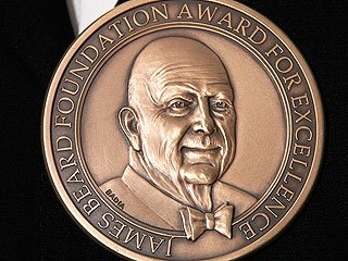 James Beard medal