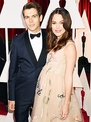Keira Knightley James Righton Welcome First Child