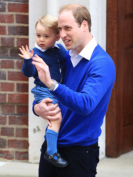 NOW, THIS IS HOW YOU DO THE ROYAL WAVE