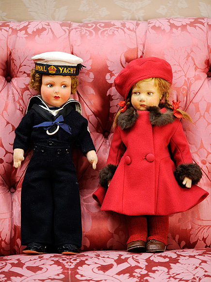 DIGNIFIED DOLLS