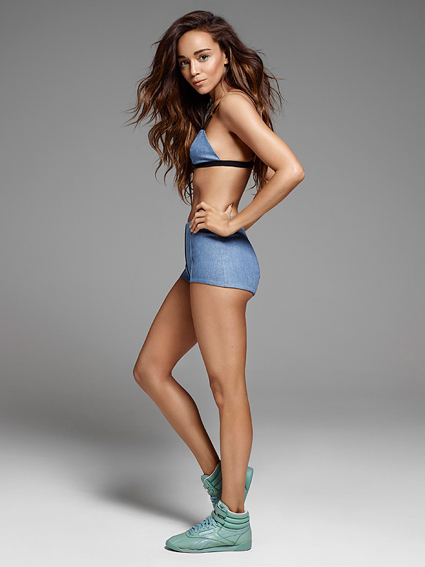 Ashley Madekwe Reebok