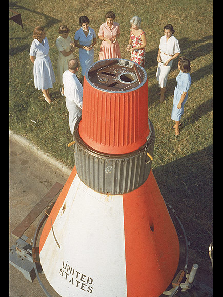 MERCURY CAPSULE MEETING