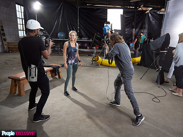 Carrie Underwood body after baby Erin Oprea trainer