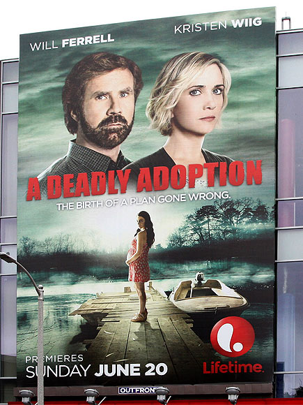 A DEADLY ADOPTION (LIFETIME, JUNE 20)