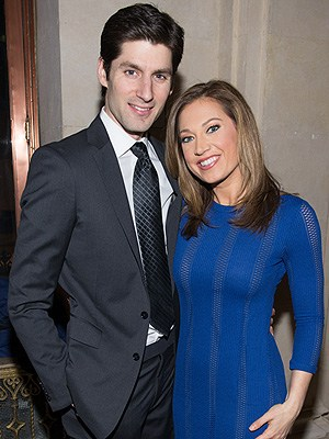 Ginger Zee Pregnant Expecting First Child
