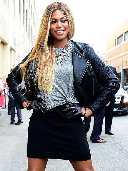 LAVERNE ON THE STREET