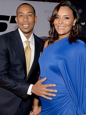 Ludacris Welcomes Third Daughter