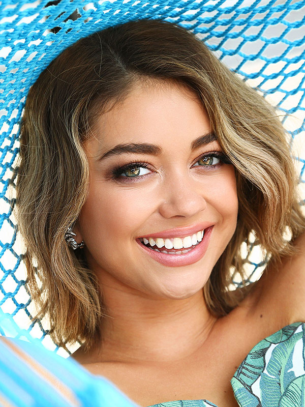 Sarah Hyland Summer Beauty Tips Hawaiian Tropic Partnership People Com