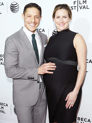 Theo Rossi Welcomes First Child