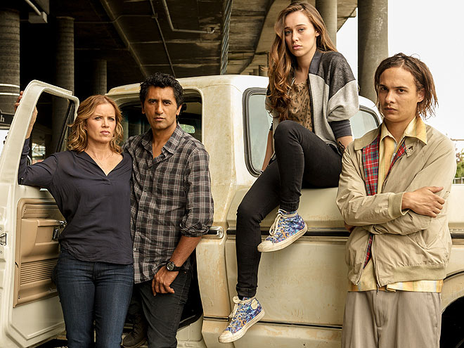 FEAR THE WALKING DEAD (AMC, AUGUST)