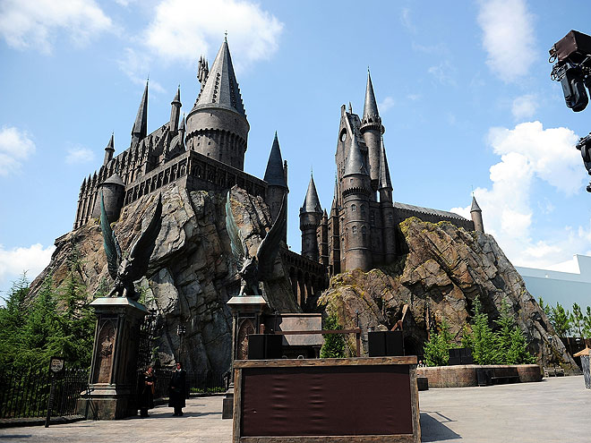 HARRY POTTER WORLD, ORLANDO, FLORIDA