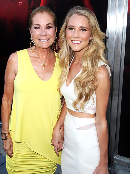 Kathie Lee Gifford S Daughter Cassidy Gifford Mom Embarrassed Me