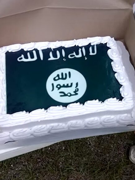 Super Walmart Apologizes For Isis Cake People Com Funny Birthday Cards Online Necthendildamsfinfo
