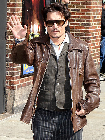 JOHNNY DEPP: KNOW WHO YOU ARE