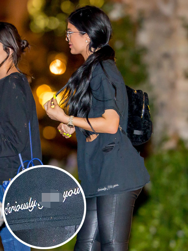 EXCLUSIVE: Kylie Jenner steps out to the market we