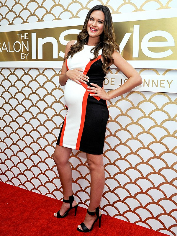 Odette Annable The Salon by InStyle