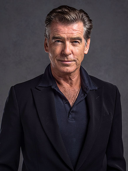 PIERCE BROSNAN: BOND WITH YOUR SIGNIFICANT OTHER
