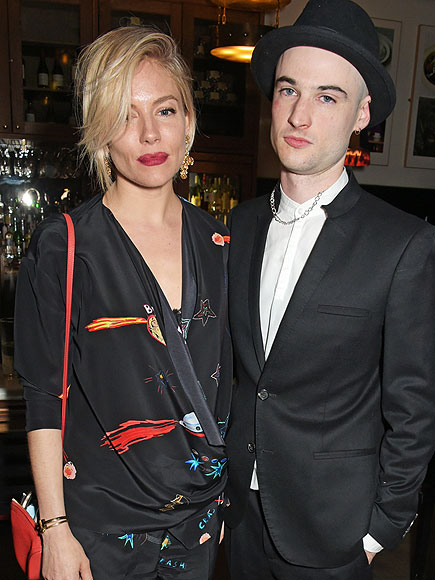 Sienna Miller & Tom Sturridge