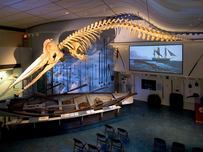 2. VISIT THE WHALING MUSEUM