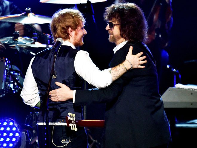 ED & ELECTRIC LIGHT ORCHESTRA