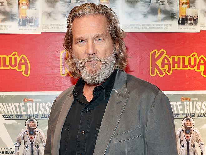 NOW SIP EVERY TIME YOU'RE JEALOUS OF JEFF BRIDGES'S HAIR