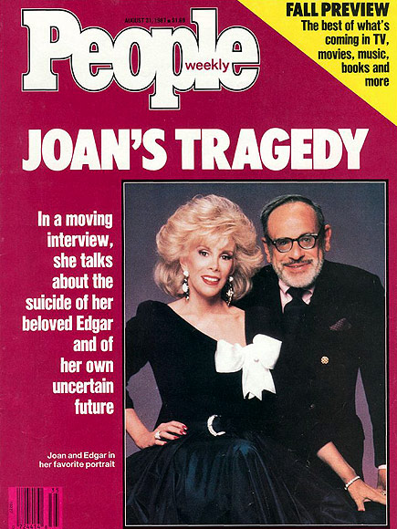 1987: JOAN RIVERS' GREAT TRAGEDY