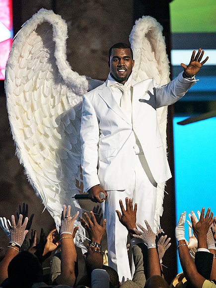KANYE WEST'S WINGS